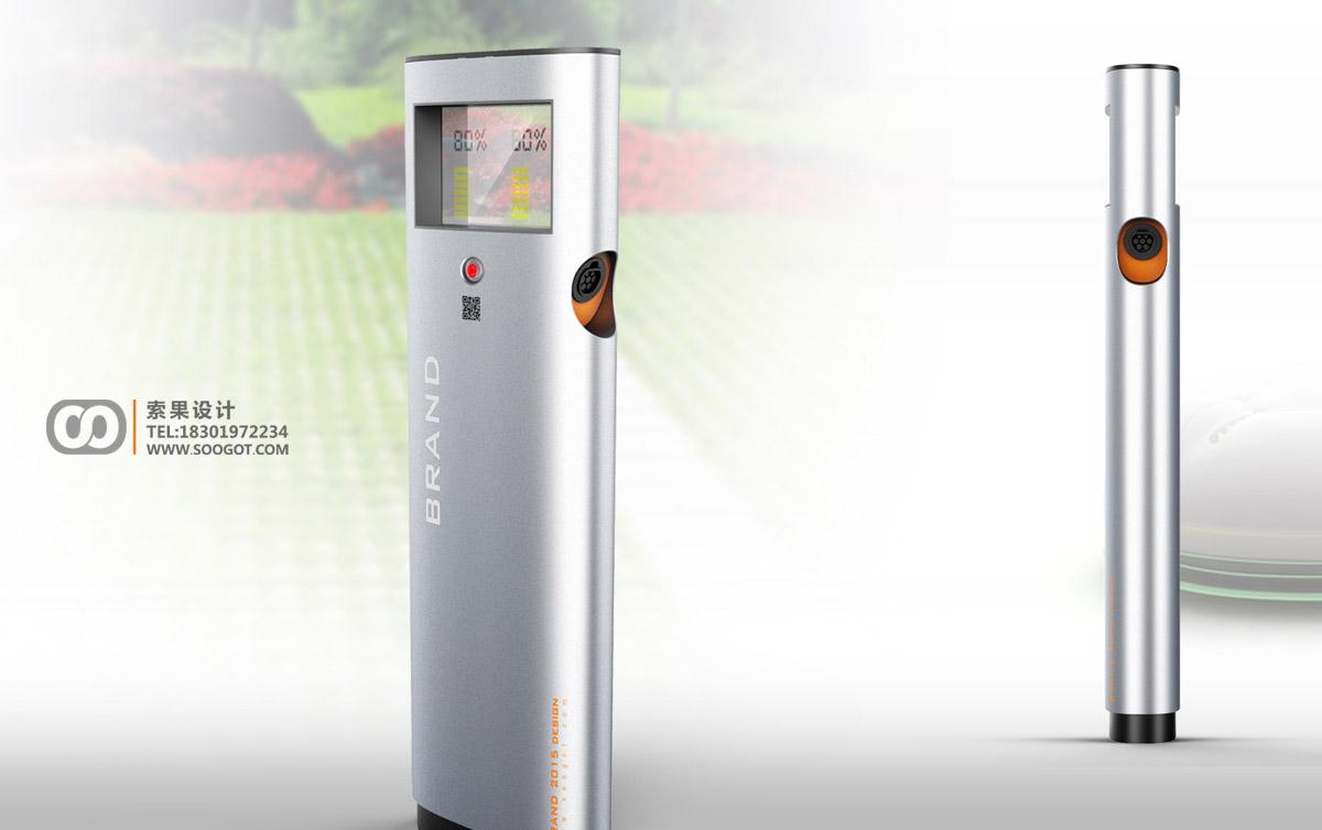 新能源汽车充电桩设计