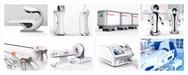 上海索果工业设计公司医疗器械案例